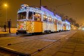 Budapest train 19 — Stock Photo