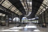Train Station in Barcelona — Stockfoto