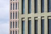 Ciutat de la Justicia, Barcelona. — Fotografia Stock