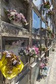 Cemitério — Fotografia Stock