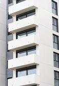 公寓楼 — 图库照片