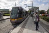 Fermata del tram — Stock Photo