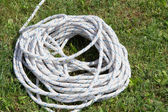 Rope coiled — Stock Photo