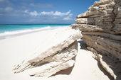 Beach Erosion — Stock Photo