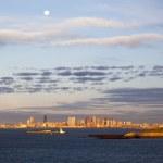 Morning Full Moon — Stock Photo #48110115