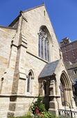 Boston Churches — Stock Photo