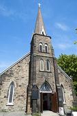 Canadian Church — Stockfoto