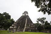 Mighty Tikal — Stock Photo