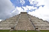 El Castillo de Kukulcan — Stock Photo