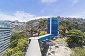 Copacana slum elevator — Stock Photo