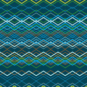 Vector zigzag seamless pattern — Vetorial Stock