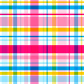 Vector plaid seamless pattern. Eps10 — Stock Vector