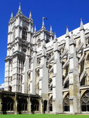 Cloisters of Westminster Abbey — Stock Photo