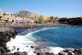 Playa de la Arena, Tenerife — Stock Photo