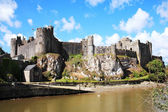 Pembroke Castle — Stock Photo