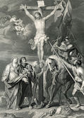 Crucifixion of Jesus Christ — Stock Photo