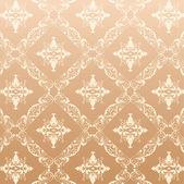 Royal seamless pattern — Stock Vector