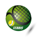Tenis — Vector de stock