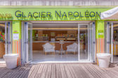 Ice Cream Parlor — Stock Photo