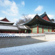 Palace in South Korea, Changdeokgung — Stock Photo #47017989