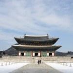 Gyeongbokgung Palace in South Korea — Stock Photo #47018403