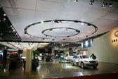Auto Parts at Seoul International Motor Show in South Korea — Stock Photo