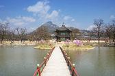 Gyeongbokgung Palace — ストック写真