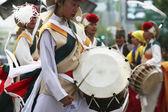 Seoul  Festival parades — Stock Photo