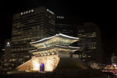 Namdaemun Gate in Seoul — Foto Stock