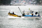 Pesca en alta mar — Foto de Stock