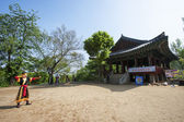 Hanok Village — Foto de Stock