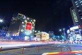 Beautiful night view of Seoul — Stockfoto