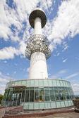 Wieża namsan — Zdjęcie stockowe