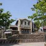 Traditional Village movie theme park — Stock Photo #47020333
