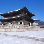 Gyeongbokgung Palace in South Korea — Stock Photo #47022823