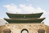 Namdaemun  known as the Sungnyemun Seoul — Stock Photo
