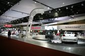 Seoul International Motor Show in South Korea — Stock Photo