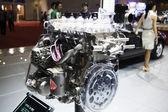 Seoul International Motor Show in South Korea, Auto Parts — Foto de Stock