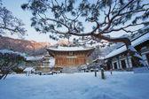 Naesosa temple in South Korea — Stock Photo