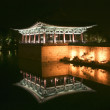 Anapji Pond in Gyeongju — Stock Photo #48274037