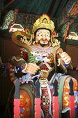 Sacheonwang heykeli — Stok fotoğraf