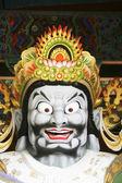 Statue of Sacheonwang — Stock Photo