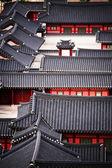 Traditional villag hwaseong — Stock Photo