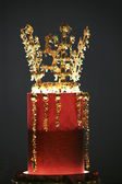 Relic Crown — Stock Photo