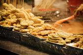 Street food — Stock Photo