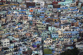 Rooftops in Busan — Stock Photo