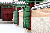 Gyeongbokgung palace — Stockfoto