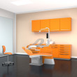 Modern dental office interior — Stock Photo