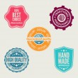 Labels and signs. — Stock Vector #50343729