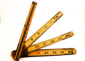 Tape measure — Foto Stock